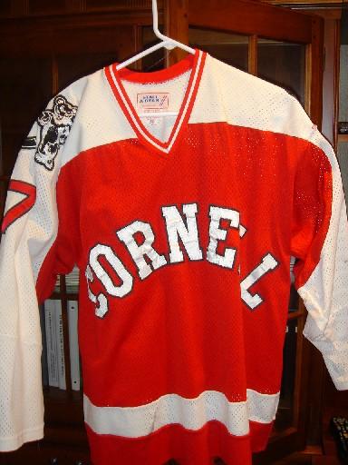 Cornell Hockey Jerseys 99d639f40a1